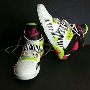 Shoes - ADIDAS WOMEN HIGH TOPS